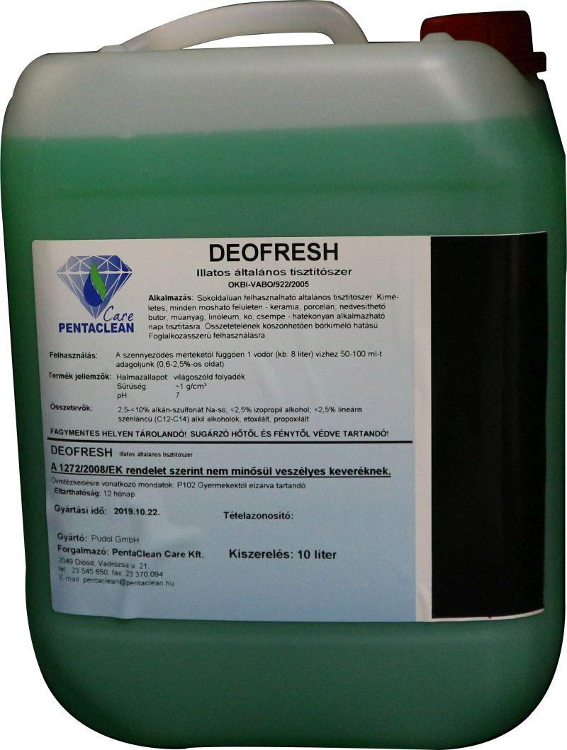 Deofresh - 10 l